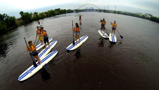 Stand up paddling  9 new activities Malaysian couples can do together