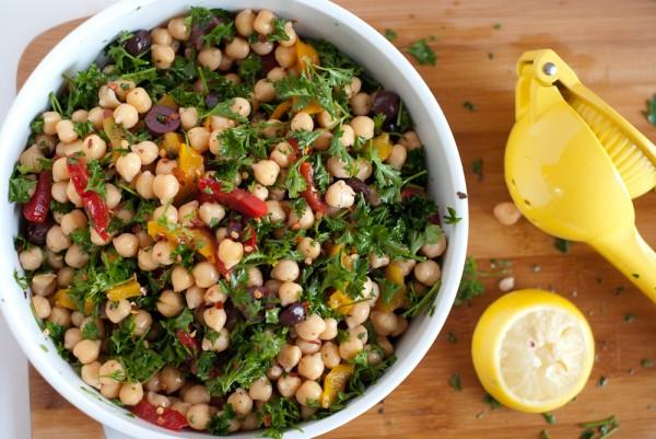 Tex Mex bean salad 7 impressive quick salad recipes for any occasion