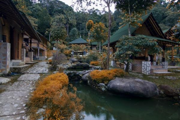 The Bamboo Village getaway staycation holiday Kuala Lumpur