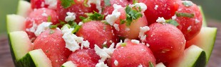 Watermelon cheese salad 7 impressive quick salad recipes for any occasion