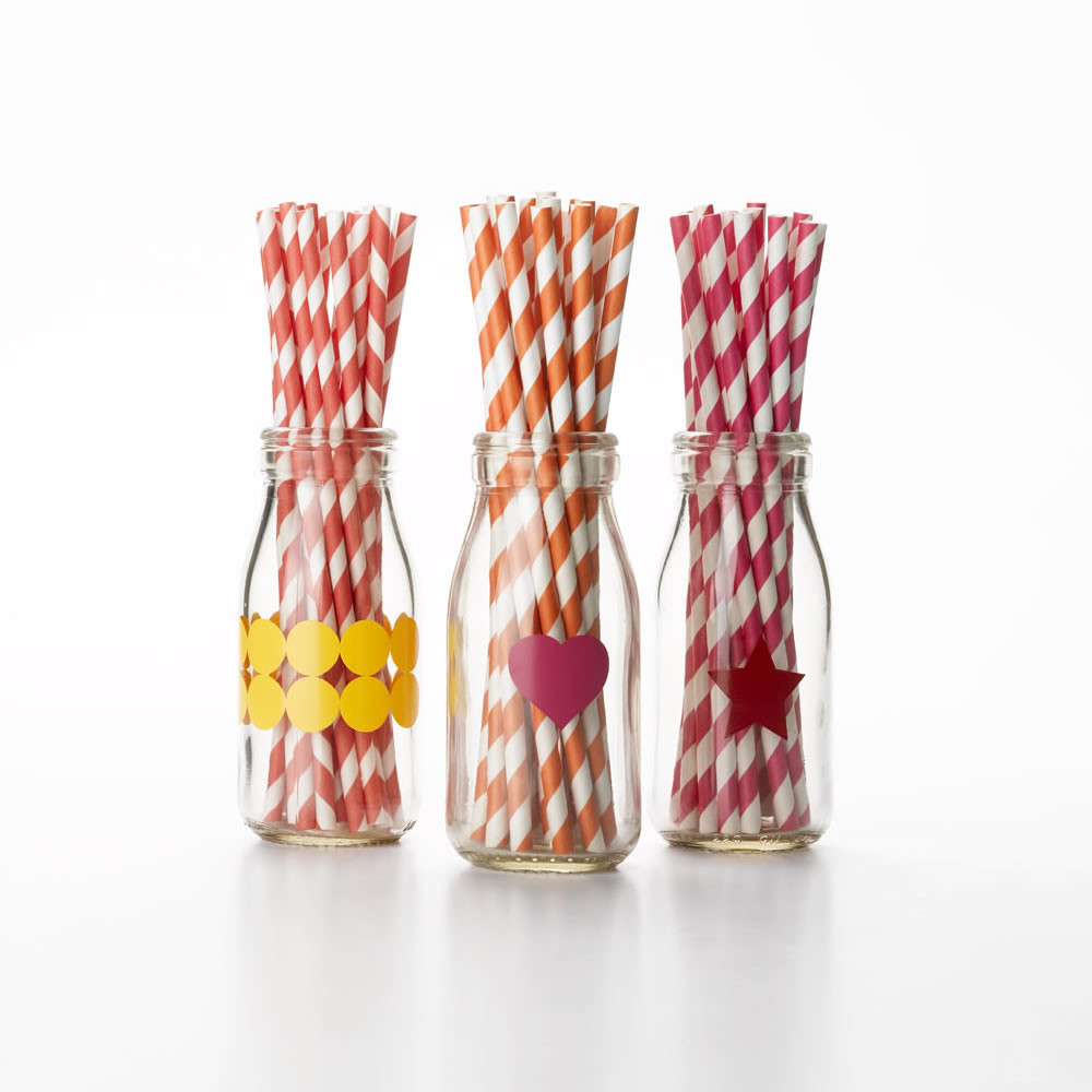 biodegradable straws 11 romantic and whimsical wedding decorations you can get for really cheap online