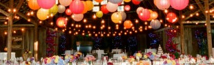 paper lanterns 11 romantic and whimsical wedding decorations you can buy online for really cheap