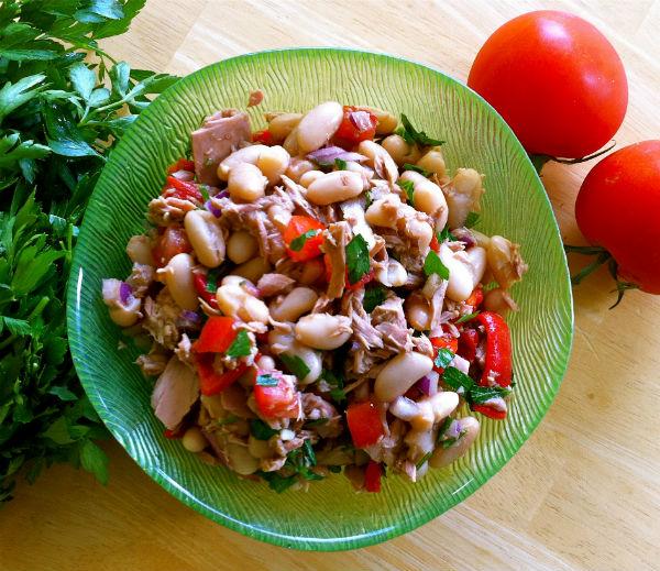 white bean tuna salad 7 impressive quick salad recipes for any occasion