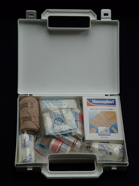 first aid kit 30 realistic things you should own at 30