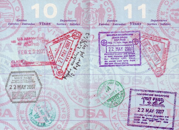 passport 30 realistic things you should own at 30