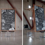 Mind blowing blackboard arts by anonymous artists