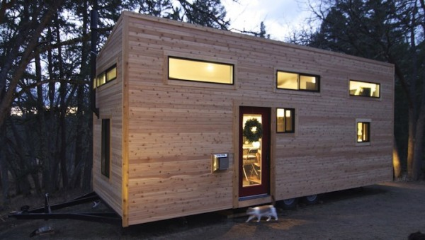 Tiny 221-Square-Foot House